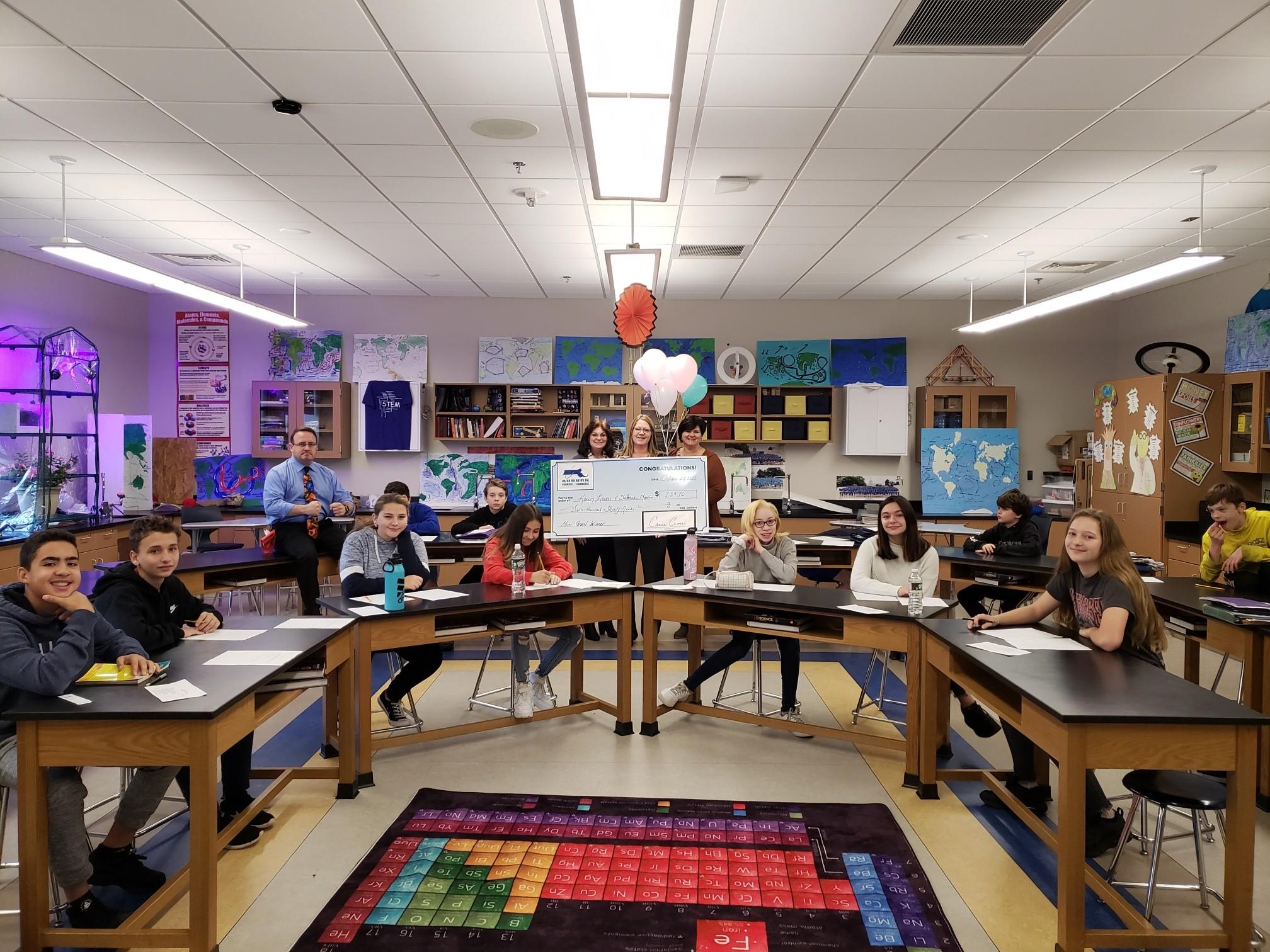Chamber Awards $3,000 in School Mini Grants