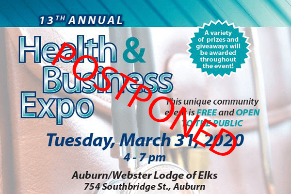 13th Annual Health & Business Expo POSTPONED