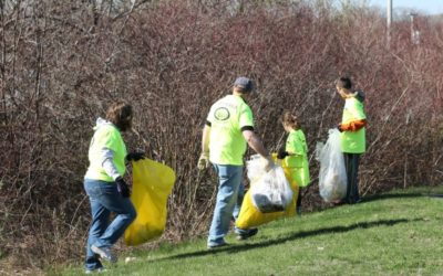 Clean up your corner of Auburn on Earth Day
