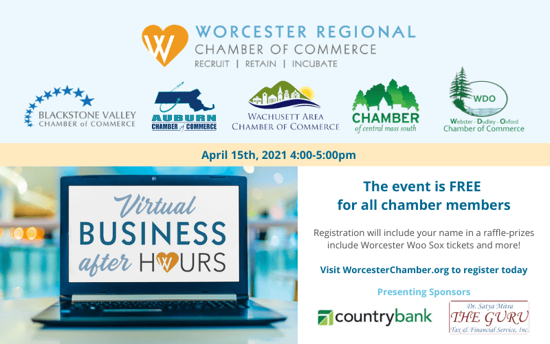 Still time to register for virtual Business After Hours