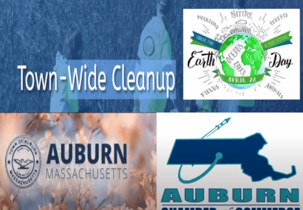Town of Auburn and Chamber of Commerce Earth Day 2021 Video